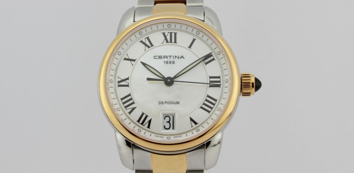 OceanicTime: CERTINA DS Action Diver Automatic