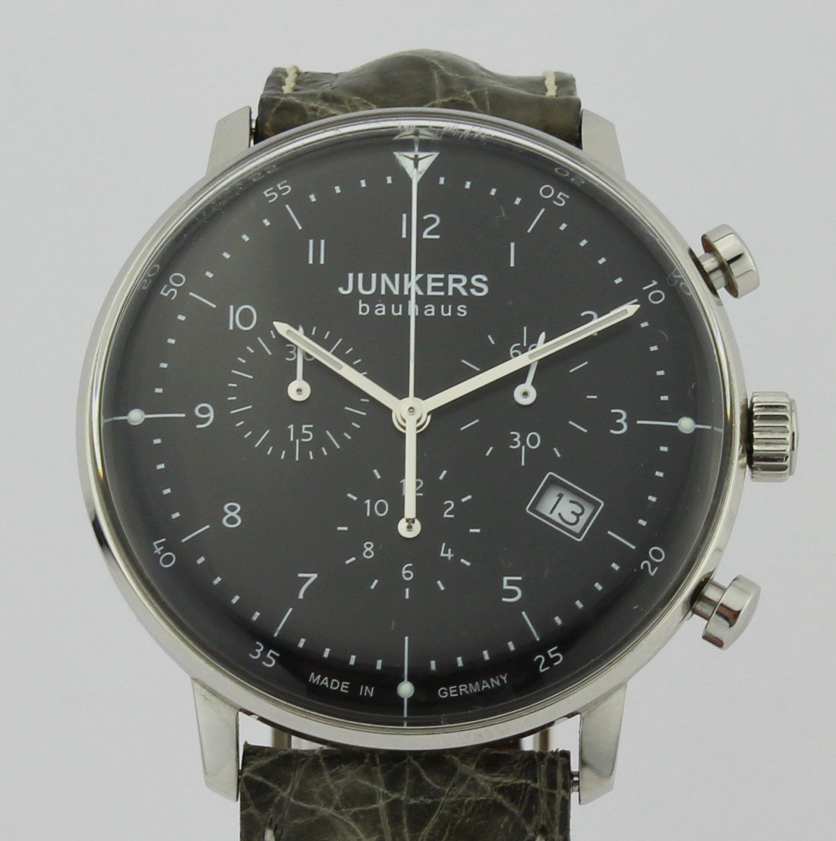 Junkers Bauhaus Quartz Chronograph 6086-2 - Corello