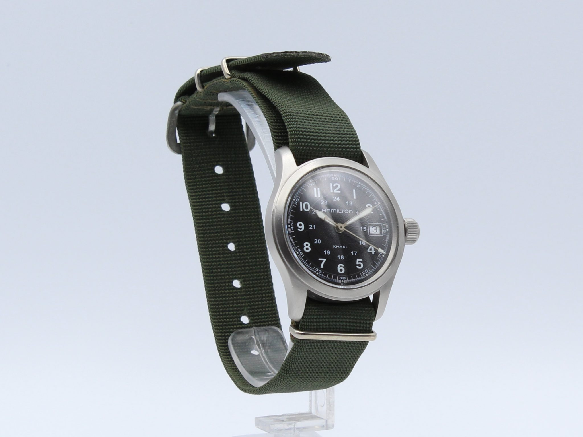 Khaki H683410 Corello Steel Quartz Hamilton shtxrCQd
