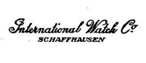 international watch co schaffhausen 74345995